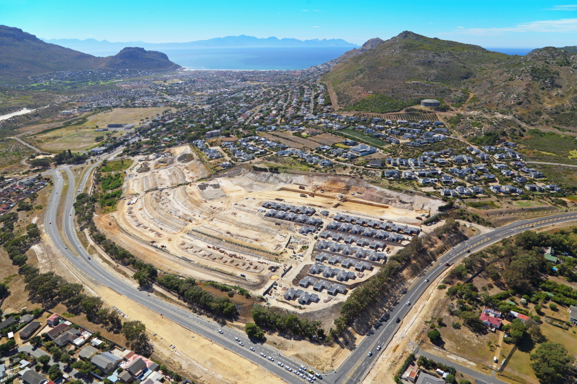 Noordhoek Aerial Shot 2 March 2018