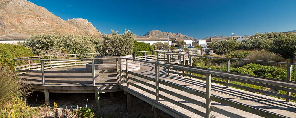 The Boardwalk at Evergreen Muizenberg
