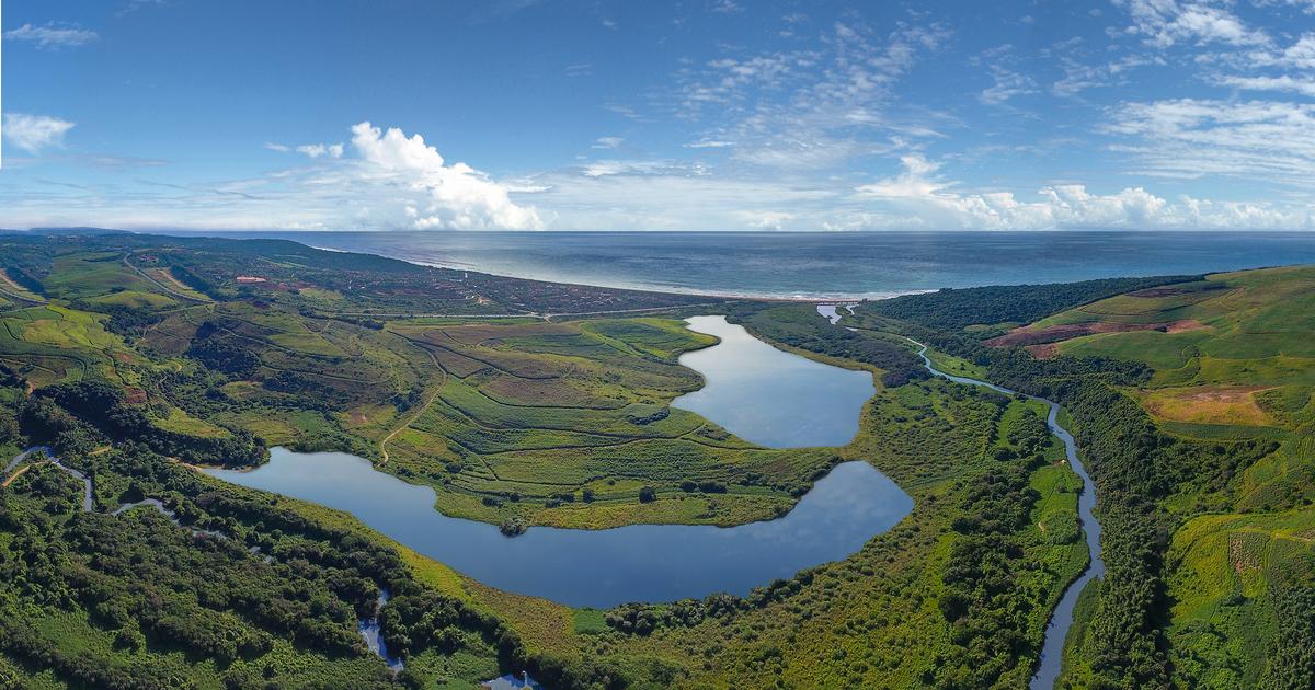 Zimabli Lakes