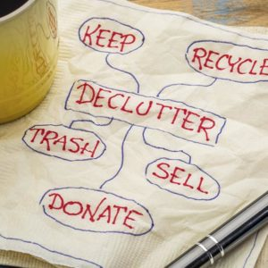 Decluttering for Retirement