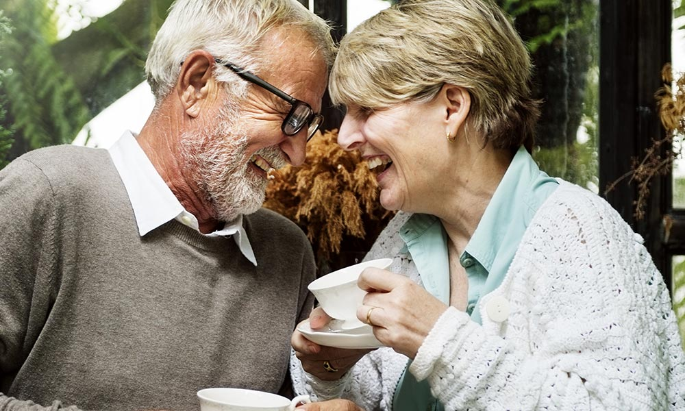finding love in retirement