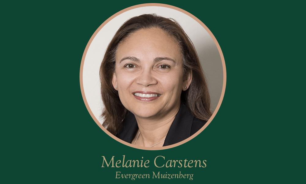 Melanie Carstens, Village Manager at Evergreen Muizenberg